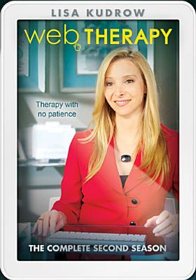 WEB THERAPY:COMPLETE SECOND SEASON BY WEB THERAPY (DVD)